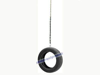 VERTICAL TYRE SWING KIT Outdoor Swing Set Playground Play Equipment Accessories