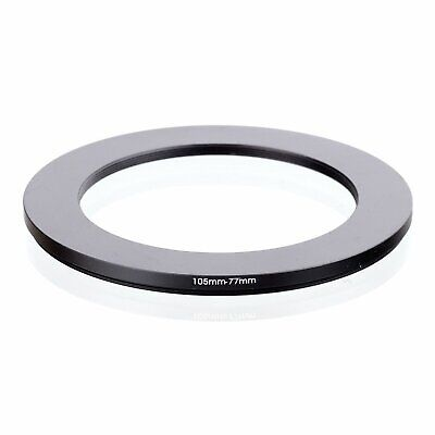 RISE (UK) 105-77MM 105MM-77MM 105 to 77 Step Down Ring Filter Adapter