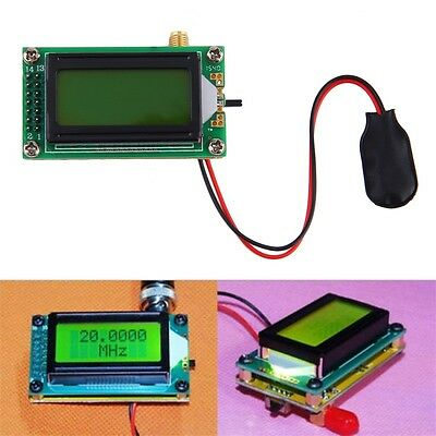High Accuracy 1¡«500 MHz Frequency Counter Tester Measurement Meter NEW IB