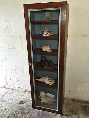 Antique display cabinet • £100.00