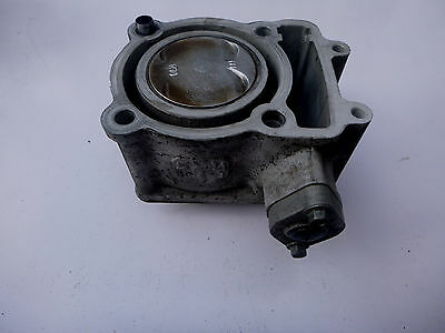 piston cylindre scooter sym 125 gts evo de 2010 modele a carburateur