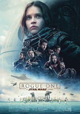 ROGUE ONE: A STAR WARS STORY Def - Affiche Poster cinema Neuve