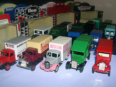 LLEDO DIE-CAST TRUCKS 1960/90 ~ click HERE to browse or order