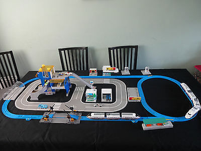 Tomica Hypercity Rescue Train Set
