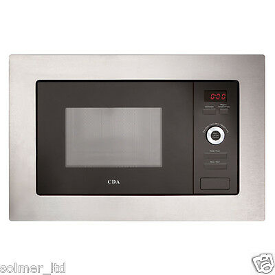 CDA Wall Unit Microwave Oven VM550SS - 11754