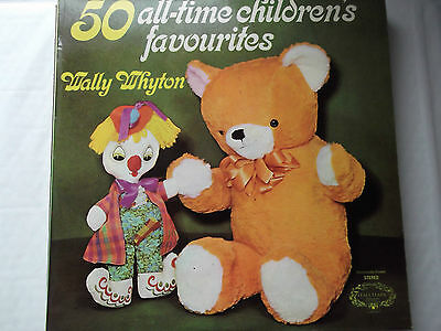 Wally Whyton - 50 All Time Children's Favourites Lp