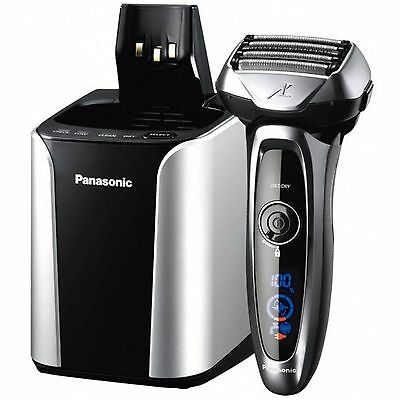 Panasonic ES-LV95 5-Blade Men's Wet/Dry Electric Shaver with Cleaning System