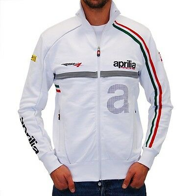 """Aprilia Racing Team Top X-Display Small 38"""" Chest- New- Official Merchandise"""