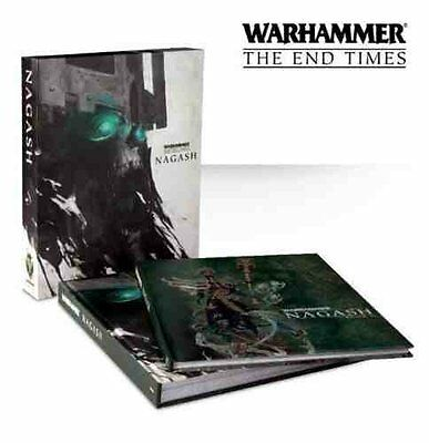 Warhammer The End Times Nagash Expansion - Hardback Special Edition