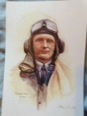Battle of Britain Signed Portraits, Special Set of over 50 Signed Portraits