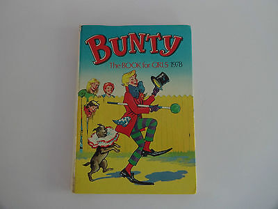 Bunty the Book for Girls Annual 1978-un clipped