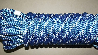 """NEW 3/8"""" x 42' Kernmantle Static Line, Climbing Rope"""