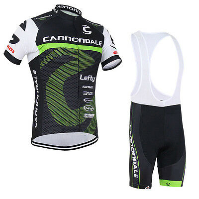 New Mens Bicycle Clothing Jersey Bib Shorts Padded Suits Cycling Uniform Outfits