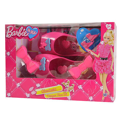 Barbie & Me Designer Show Set (Packaging slightly damaged)