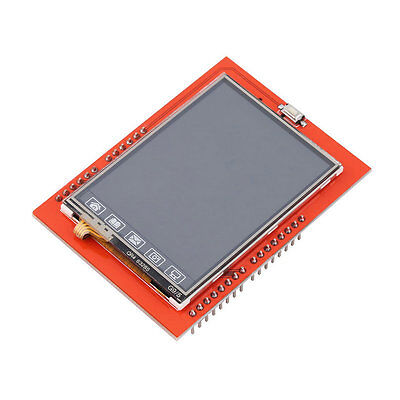 2.4 TFT LCD Shield Socket Touch Panel Module for Arduino UNO R3 New AO