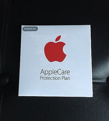 New & Sealed AppleCare Protection Plan, MacBook Pro (Retina) 15""
