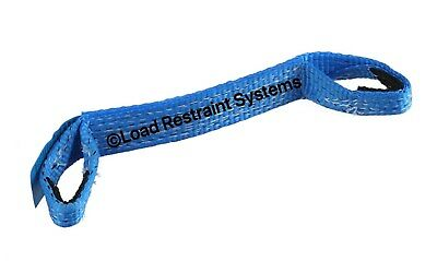 (2 Pack) Tyre Link Strap Car Carrying Strap With Loops, Wheel Strap, Towing