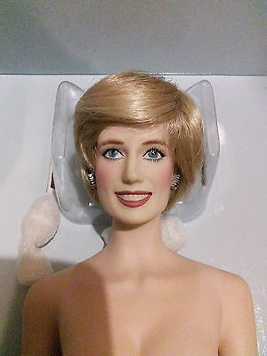 HRH Diana Princess of Wales doll