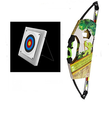 Junior / Kids Compound Archery Bow Kit with Foam Target, 5 Targets, 4 Pins.....