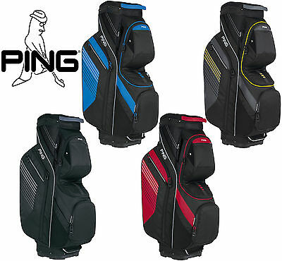 New 2017 Ping Traverse Golf Cart Bag - Pick Your Color!