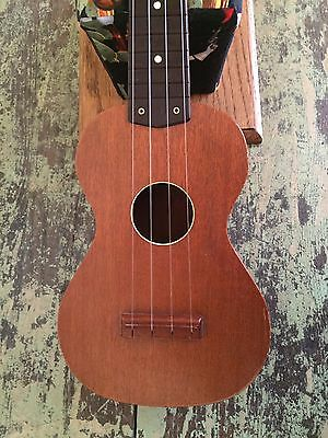 1950s Vintage Harmony Roy Smeck Ukulele - Solid Mahogany - Exc. Cond. - CLEAN!