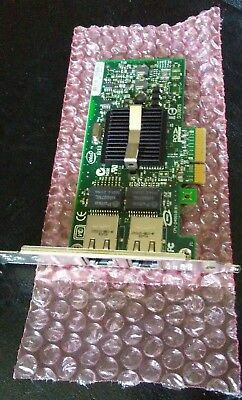 INTEL PCI EXPRESS DUAL PORT ADAPTER EXPI9402PT HP NC360T
