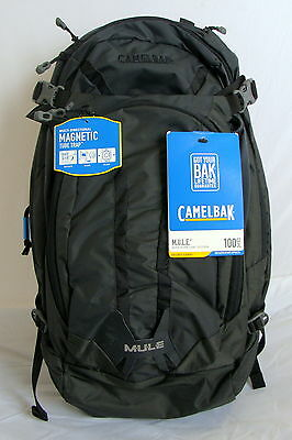Camelbak Mule 100 oz Hydration Pack 62394 - Charcoal