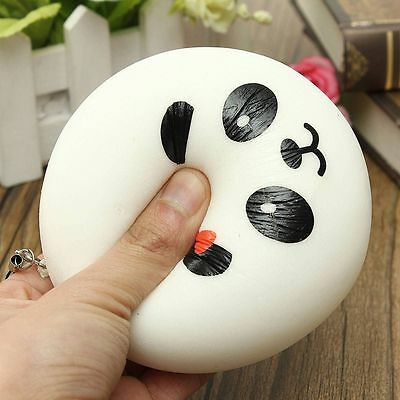 Jumbo New Arrival 10CM Colossal Squishy Cute Panda Cream Scented Slow Rising TG