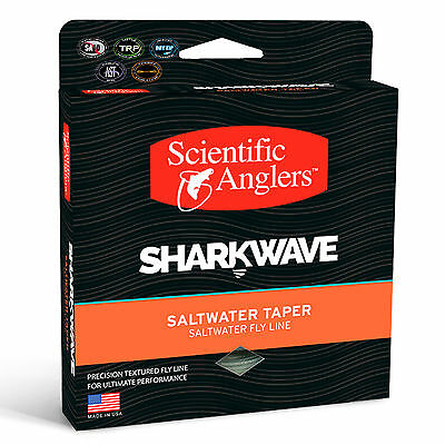 Scientific Anglers SharkWave Saltwater Taper Floating Fly Fishing Line