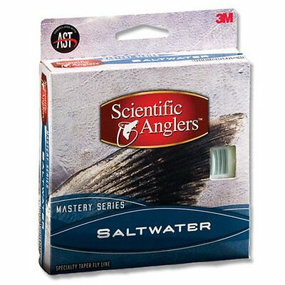 Scientific Anglers Mastery Saltwater Fly Line WF6F Weight Forward Floating