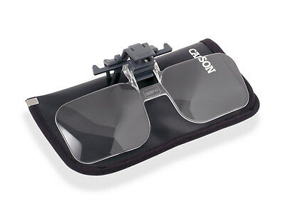Carson Optics Clip On Magnifiers Fly Fishing Fly Tying