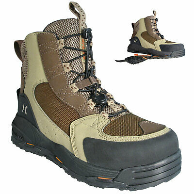 Korkers Redside Fishing Wading Boot w/ Interchangable Felt Outsole - All Sizes