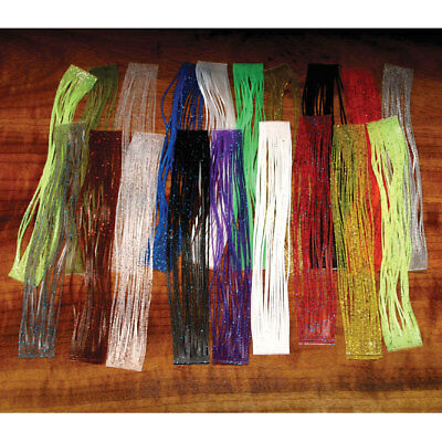 Hareline Crazy Legs Fly Tying Materials Assorted Colors