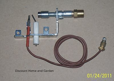Rasmussen Manual Vent Free Gas Log ODS Natural Gas Pilot Assembly