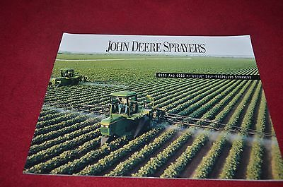 John Deere 6000 6500 Sprayer Dealer's Brochure YABE10 ver2