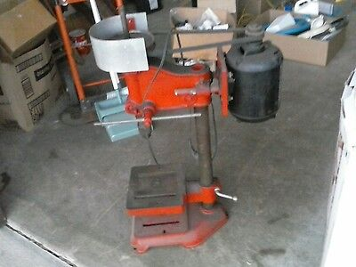Vintage Sears Craftsman Bench Top Drill Press