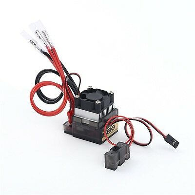 New 320A 7.2V-16V Brushed ESC Speed Controller for RC Car Truck Boat AU