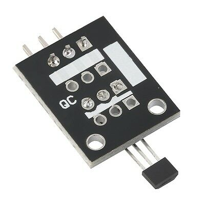 Hotsale Analog Hall Effect Magnetic Sensor Module 49E for Arduino AVR PIC IB