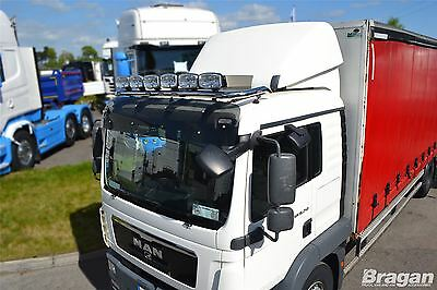 MAN TGM TGL Stainless Steel Front Roof Bar Truck Lorry