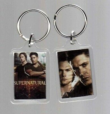 Supernatural  Double Sided  ...keyring / Keychain....