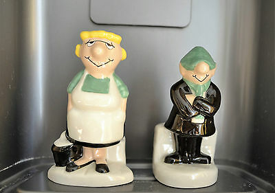 Wade Andy Capp - Andy and Flo Salt & Pepper shakers