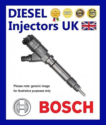 New Genuine Bosch Injector 0445120028 504055805 Iveco Euro Truck 2006 - Onwards