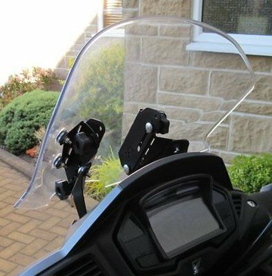 Adjustable Windshield Screen Adapter Kit - Honda VFR800X (2015MY)
