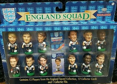 Corinthian Prostars ENGLAND HEADLINERS Series 3 - 12 Player Box Set VERY RARE !!