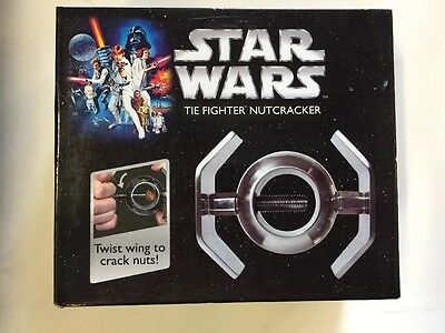 Official Star Wars Tie Fighter Stainless Steel Nutcracker