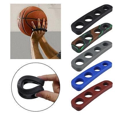 1pc Silicone Shotloc Shot Lock Basketball Ball Shooting Trainer Training
