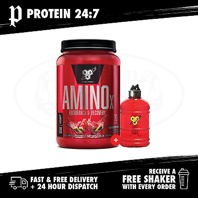 BSN Amino-X 1KG With FREE Funnel & Shaker