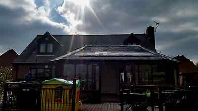Tapco Slate Conservatory Roof