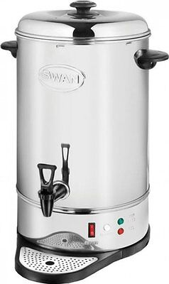 Swan 20 Litre Electric Catering Urn Tea Coffee Water Boiler - New