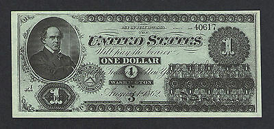 United-States, One Dollar 1862 REPLICA